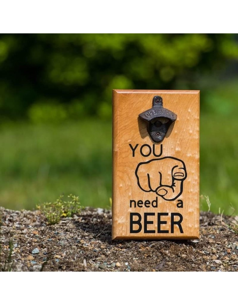 Cultured Coast You need a Beer Bottle Opener