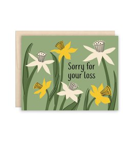 The Beautiful Project Sorry for your Loss Card