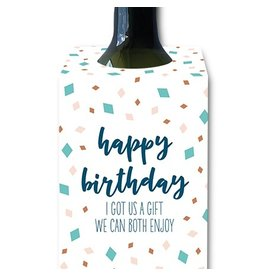 I'll Know It When I See It A Birthday Gift we Can Both Enjoy Wine Tag
