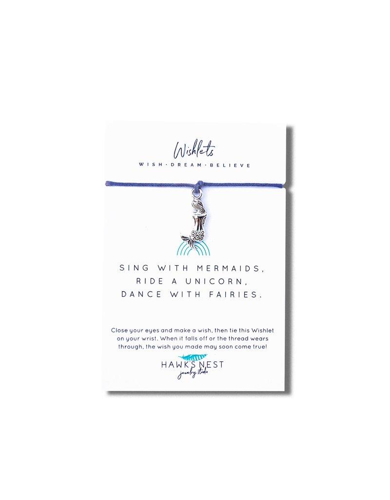 Hawk's Nest Jewelry Studio Mermaid Wishlet