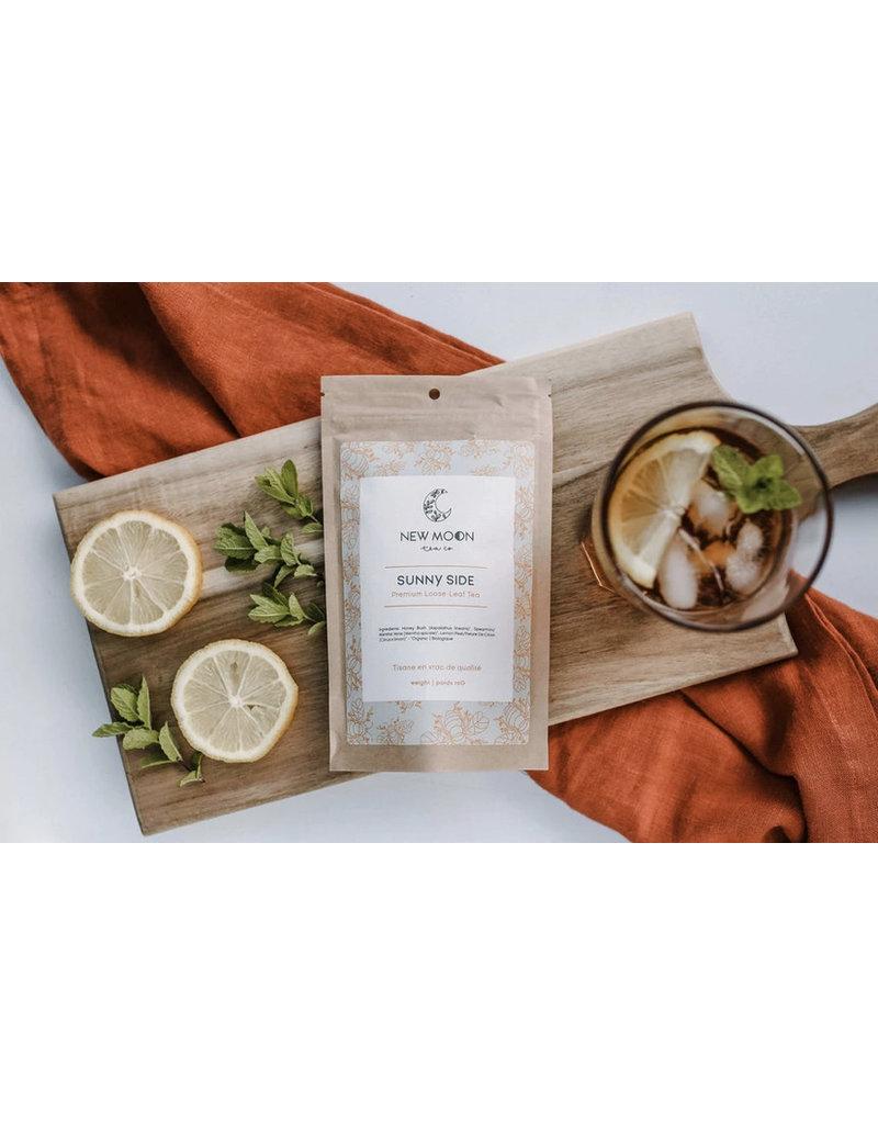 New Moon Tea Co Sunny Side Premium Loose Leaf Tea