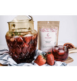 New Moon Tea Co Hibiscus Punch Premium Loose Leaf Tea