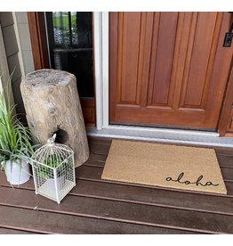 Aspen Blue Co Aloha Doormat