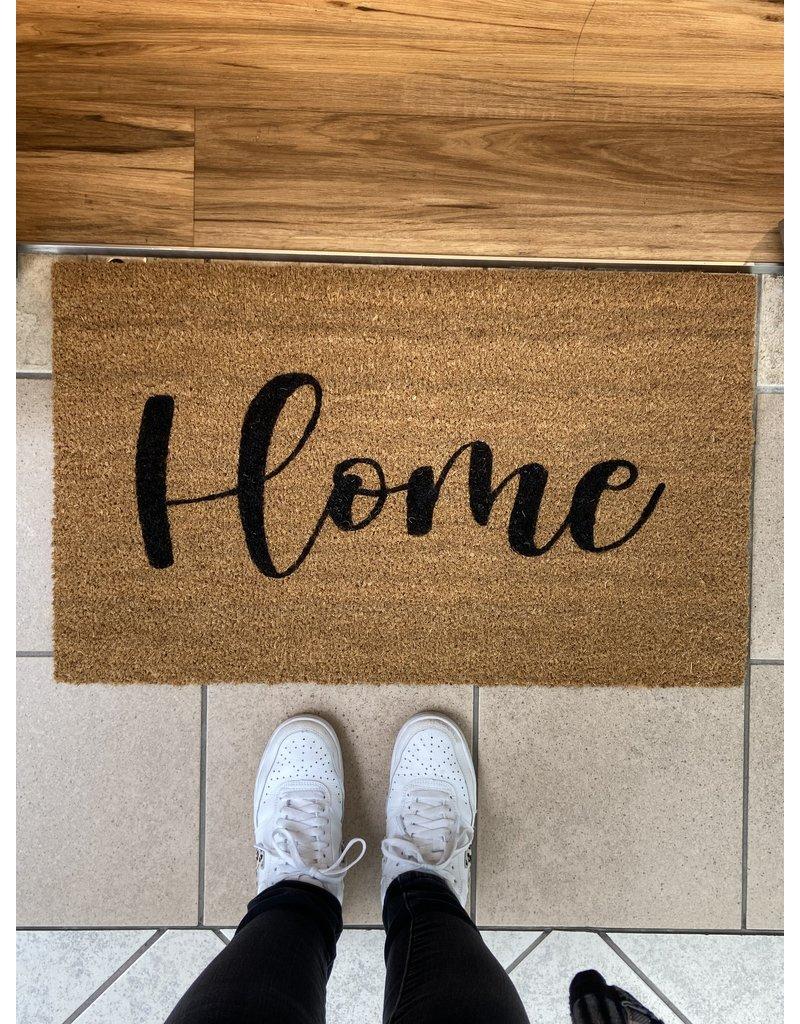 Aspen Blue Co Home Doormat
