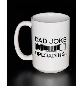 Cultured Coast Dad Jokes Loading Mug