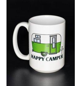 Cultured Coast Happy Camper Mug