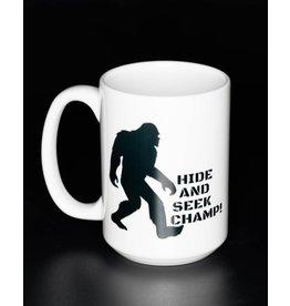 Cultured Coast Squatch Mug