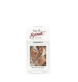 Tout De Sweet Confections Pacific Sea Salt Caramels