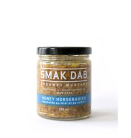 Smak Dab Honey Horseradish Mustard
