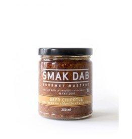 Smak Dab Beer Chipolte Mustard