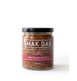 Smak Dab Canadian Maple Mustard
