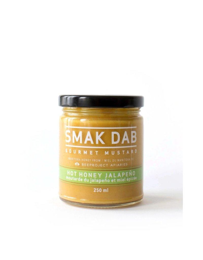 Smak Dab Hot Honey Jalapeno Mustard