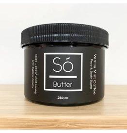 SO Luxury Vanilla Mint Coffee Body Butter