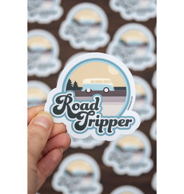 Amanda Weedmark Road Tripper Vinyl Sticker