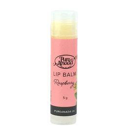 Pure Anada Natural Cosmetics Raspberry Lip Balm
