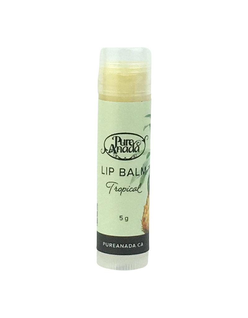 Pure Anada Natural Cosmetics Tropical Lip Balm