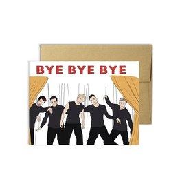 Party Mountain Paper Co Bye Bye Bye