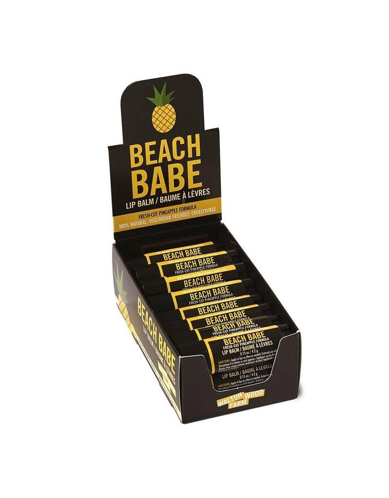"""Walton Wood Farm Fresh Cut Pineapple """"Beach Babe"""" Lip Balm"""