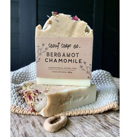 Scout Soap Co Bergamot Chamomile Soap