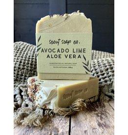 Scout Soap Co Avocado Lime Soap