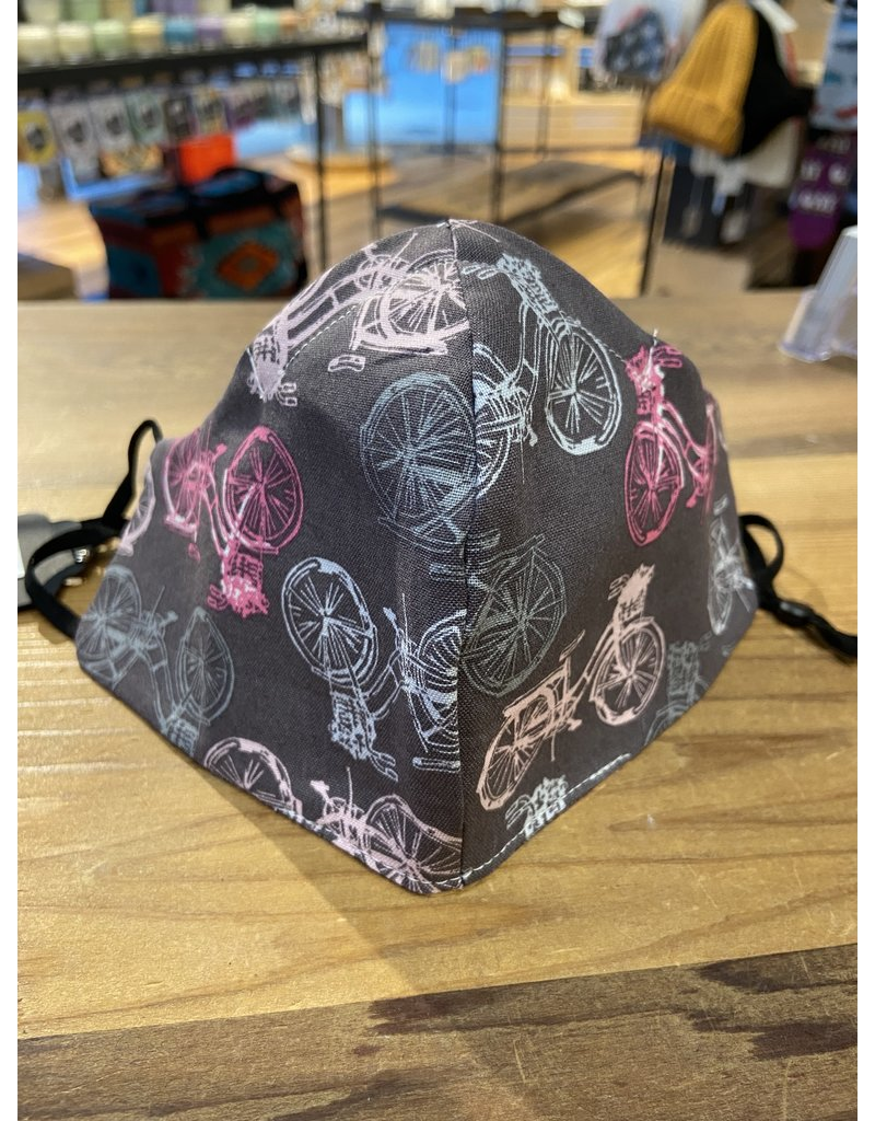 Buffy's Face Diapers Bike Mask