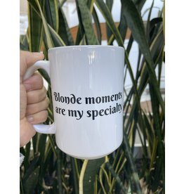 Cultured Coast Blonde Moments 15oz Mug
