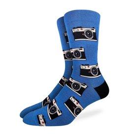 Good Luck Sock Men's Cameras Socks