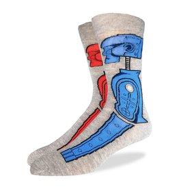 Good Luck Sock Men's Rock 'em Sock 'em Socks