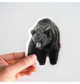Pen on Paper Co Bear Sticker