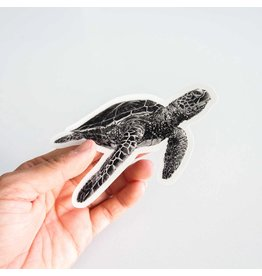 Pen on Paper Co Turtle Sticker