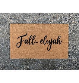 Aspen Blue Co Fall-elujah Doormat