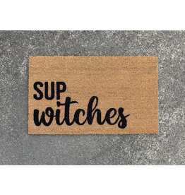 Aspen Blue Co Sup Witches Doormat