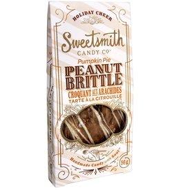 Sweetsmith Candy Co Pumpkin Pie Peanut Brittle