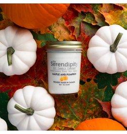Serendipity Maple & Pumpkin Candle