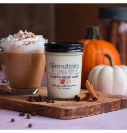 Serendipity Pumpkin Spiced Latte Candle