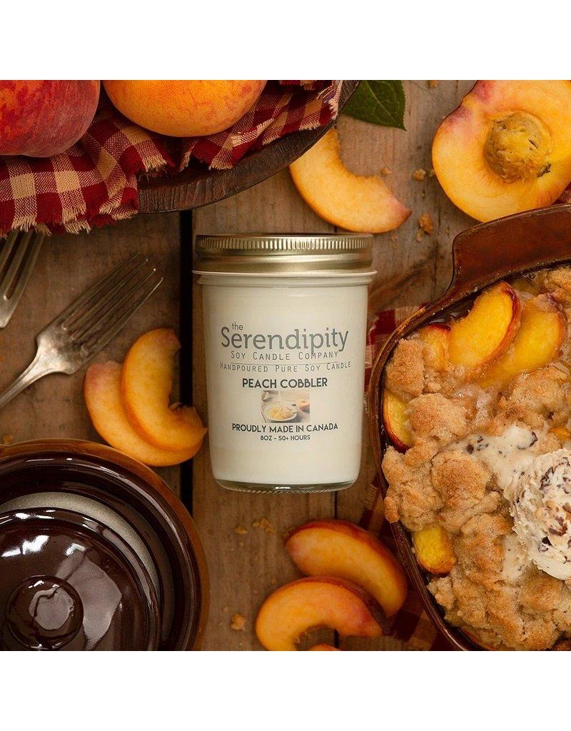 Serendipity Peach Cobbler Candle