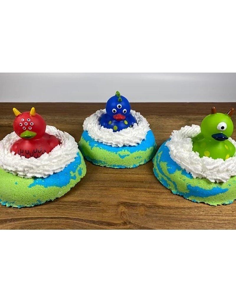 Splish Splash Bath Bombs Monster Duckie Bath Bomb
