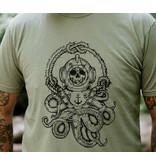 Free Coast Company Unisex Diver T-shirt
