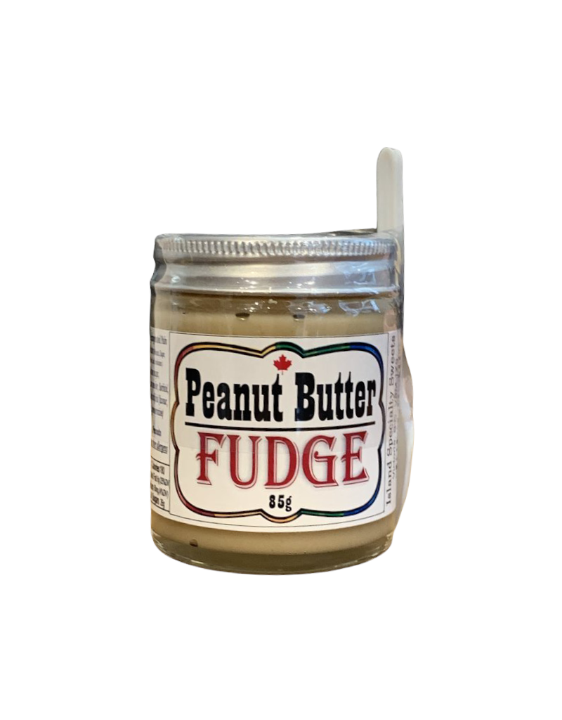 Island Specialty Sweets Peanut Butter Fudge