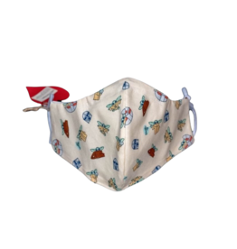 Buffy's Face Diapers Cream Baby Yoda Adult Mask