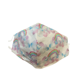 Buffy's Face Diapers Kids Rainbow Mask