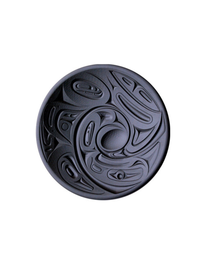 Eagle Orca Round Platter
