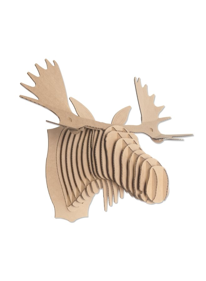 Nano Cardboard Animal Head