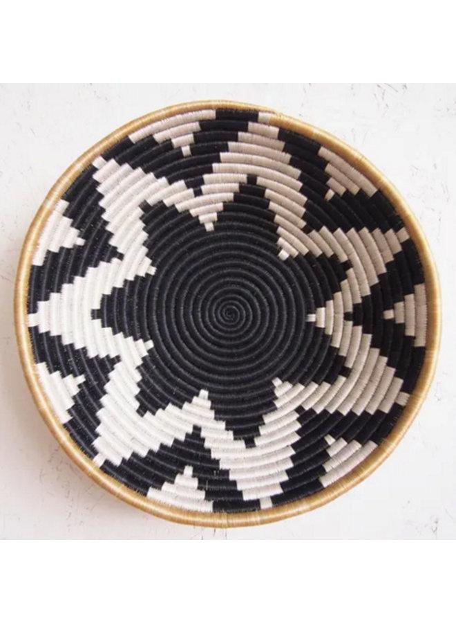 Large Sisal Woven Bowl