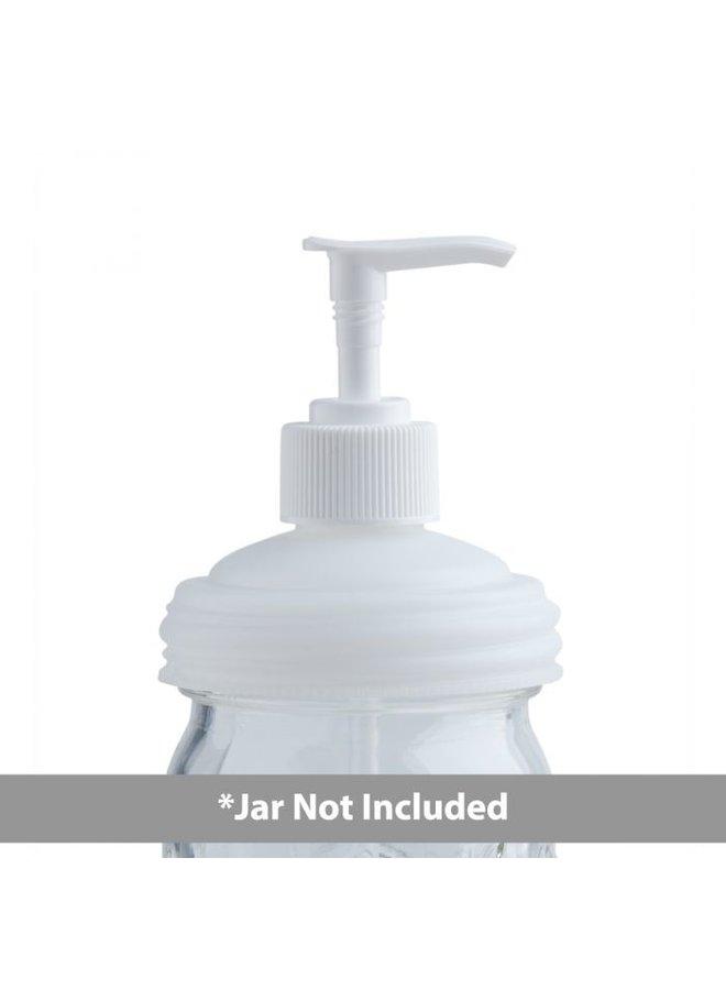 Mason Jar Pump