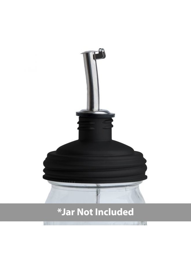 Mason Jar Pour Tap