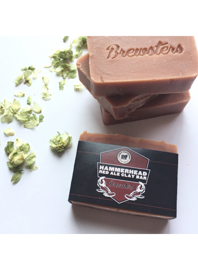 Brewer's Series Bar Soap for Men