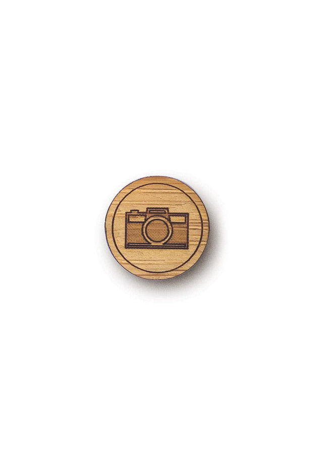 Bamboo Lapel Pin