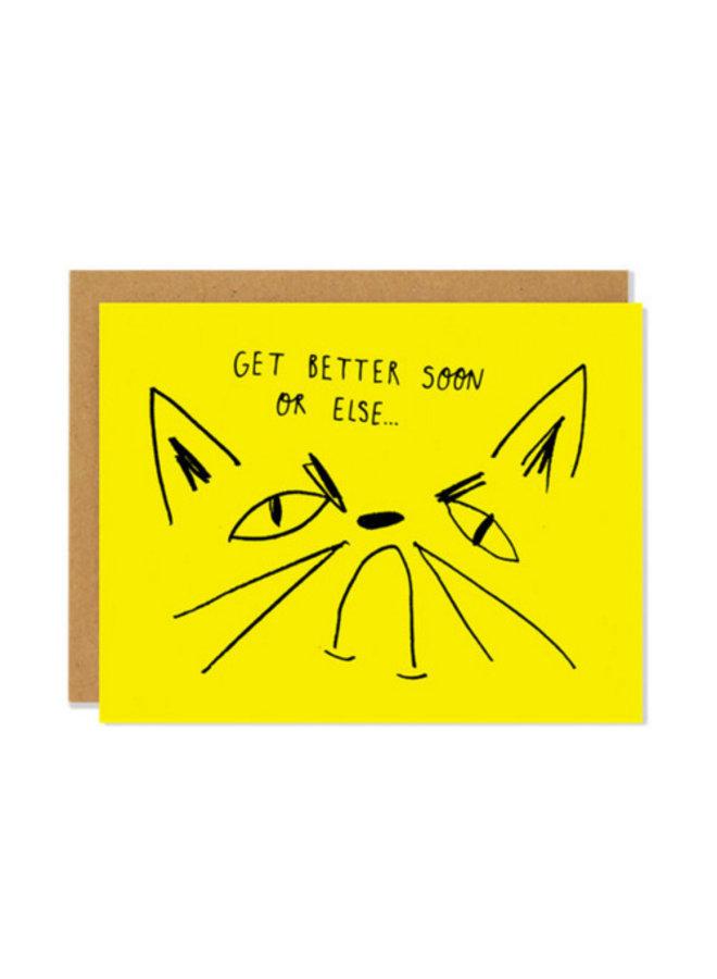 Hand Drawn Encouragement Card