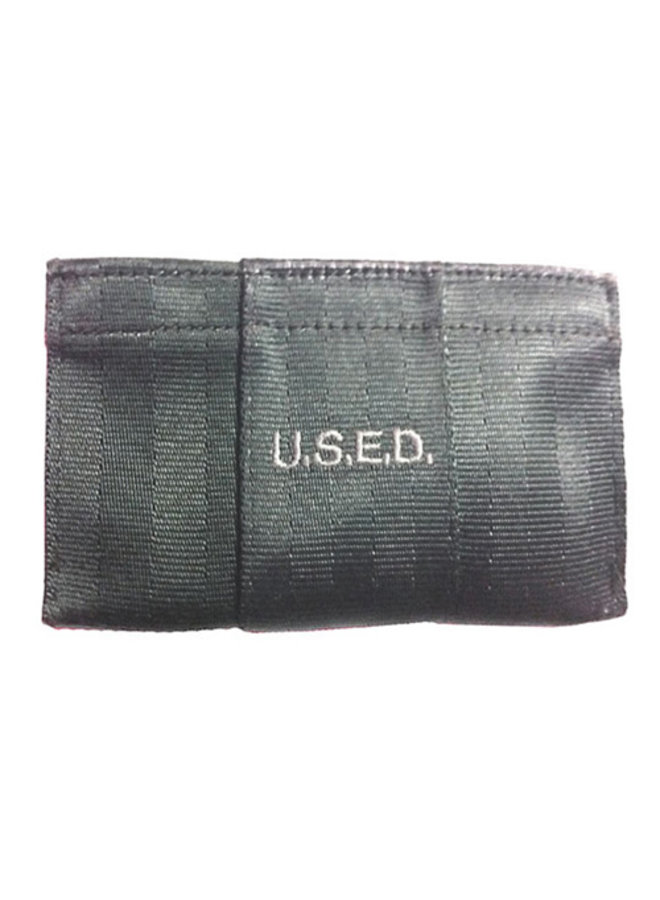 Recycled Seatbelt Change Pouch